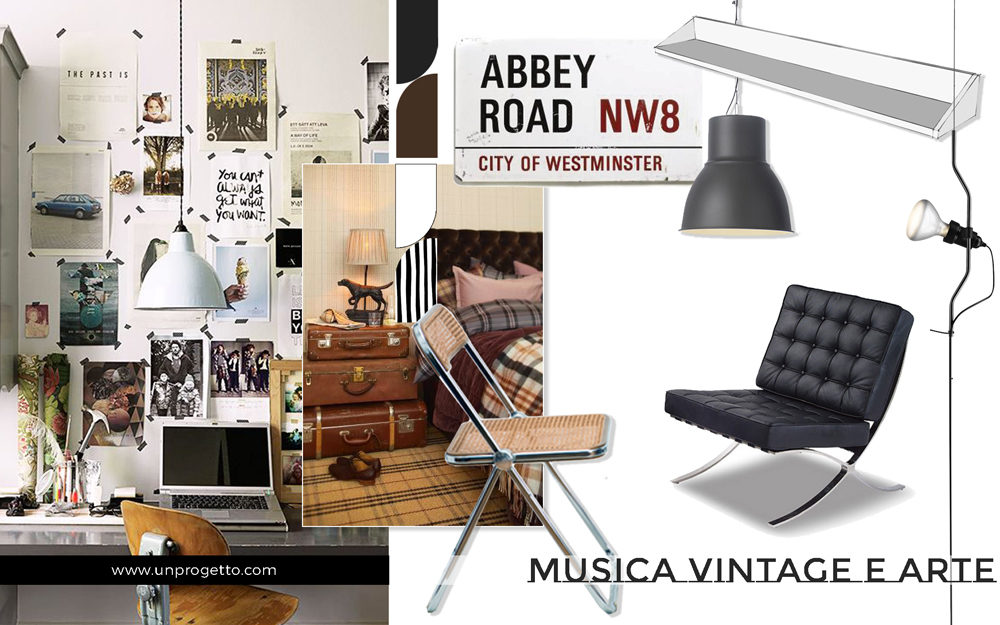 bedroom for a guy | industrial and vintage style | unprogetto ... - Camera Da Letto Industrial