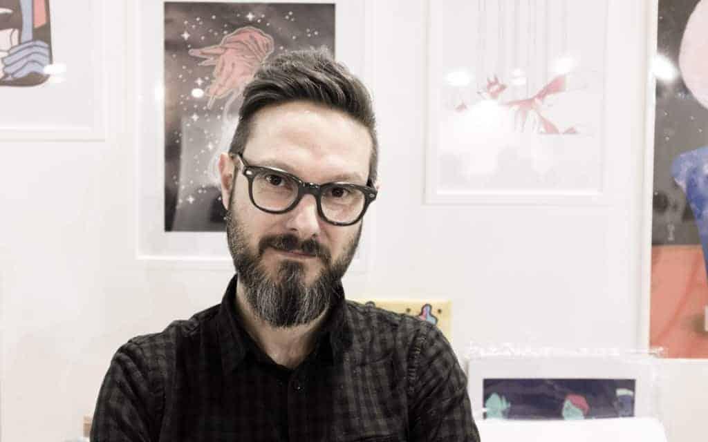 Intervista Ale Giorgini famoso illustratore italiano