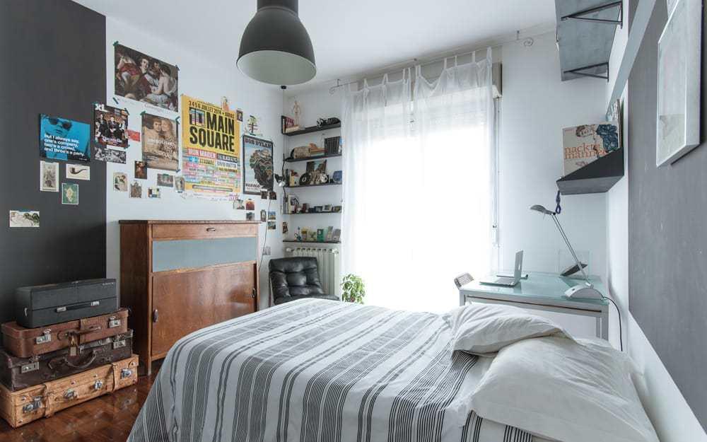 portfolio progetto camera da letto giovane