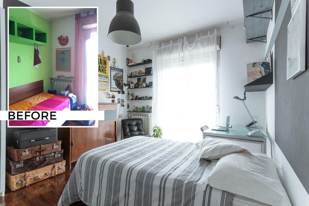 Progetto Camera Da Letto Con Cabina Armadio : Progetto camera da letto free tende a rullo da soffitto progetto