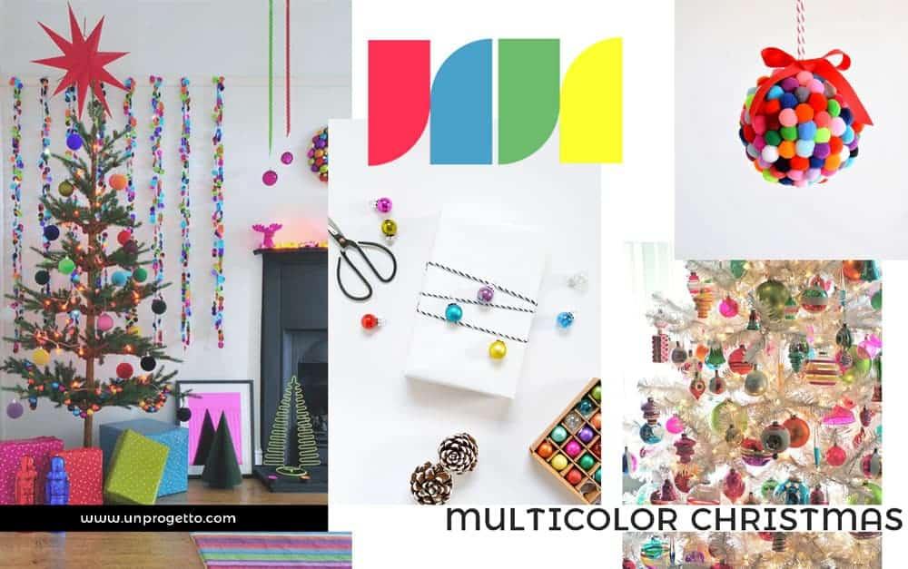 Addobbi di Natale Creativi - multicolor