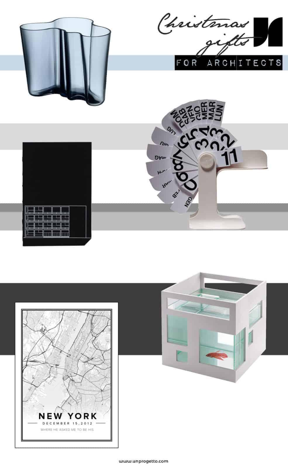 idee regalo per architetti e designer unprogetto