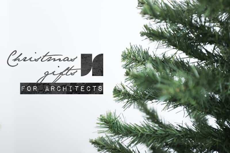 Idee regalo per architetti e designer