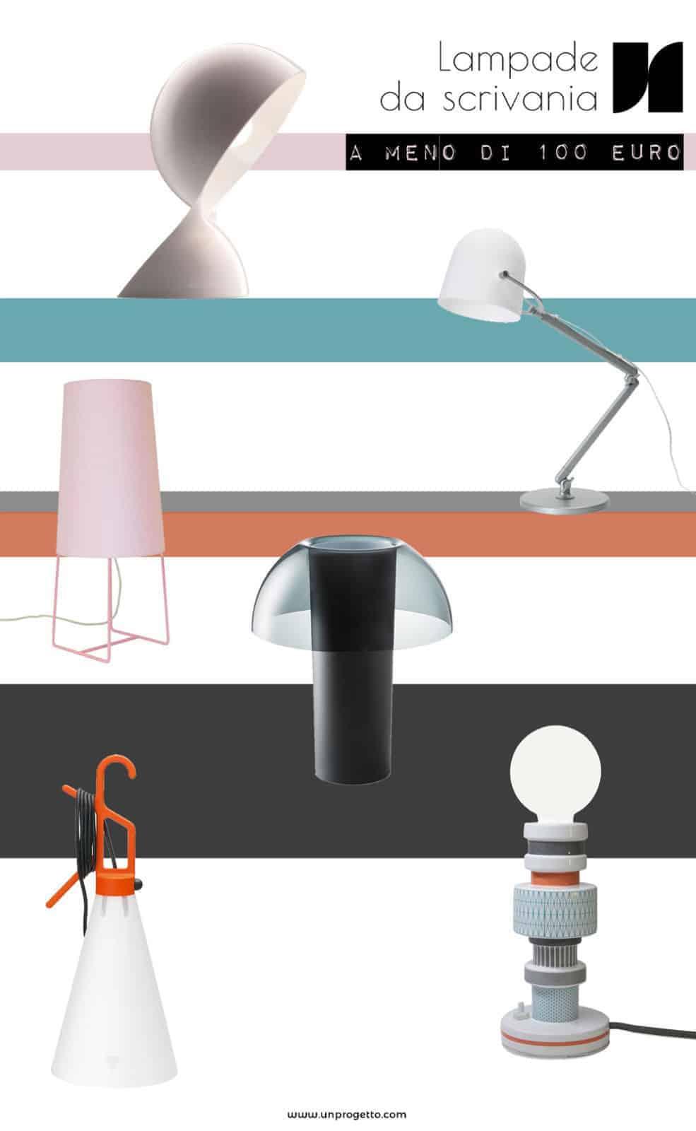 Lampada Scrivania Design. Perfect Lampade Da Tavolo Scandinave With Lampada Scrivania Design ...