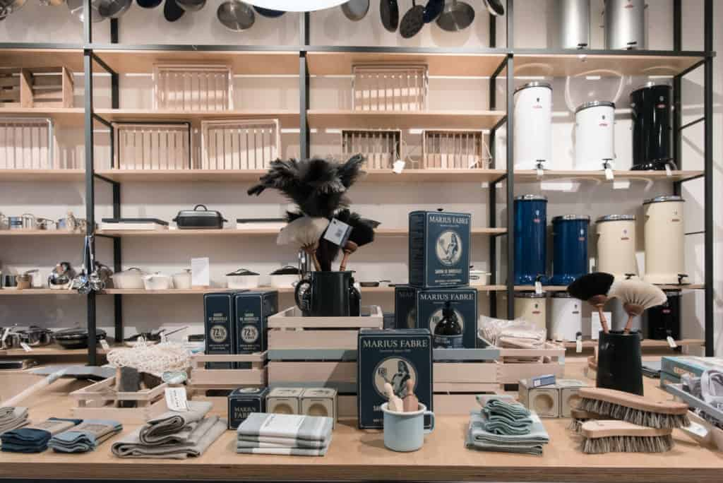Negozi di design a Parigi - design shop in Paris