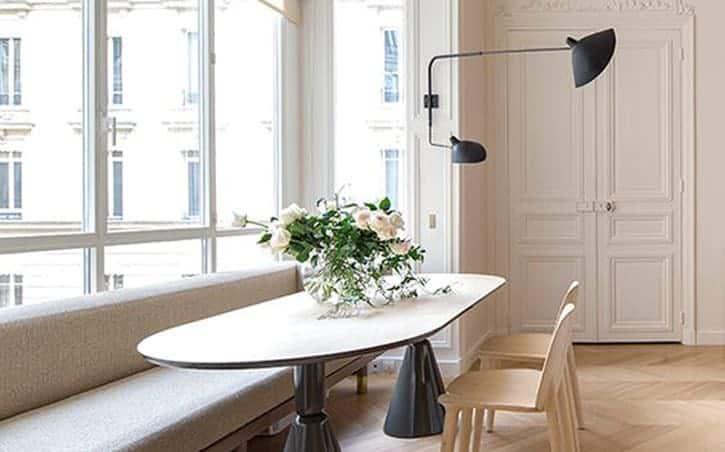 arredare casa in stile francese parigino