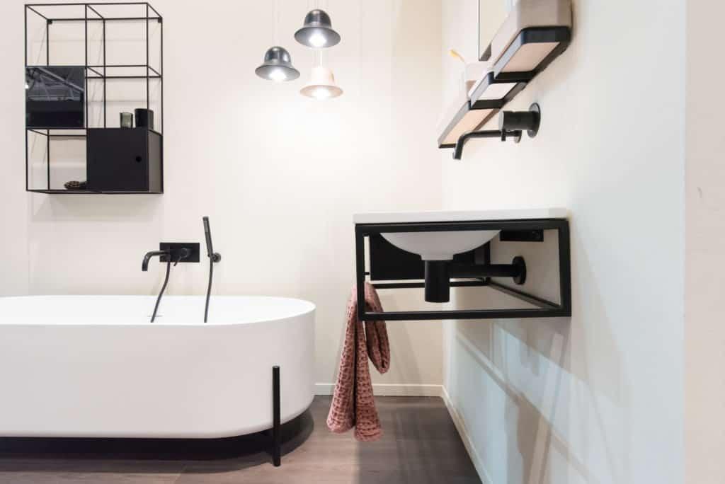black lines interior trend 2017 maison&objet