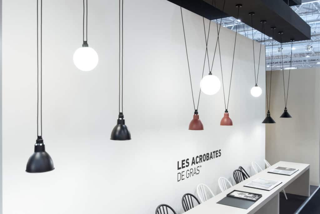 black lines 2017 interior trend maison&objet