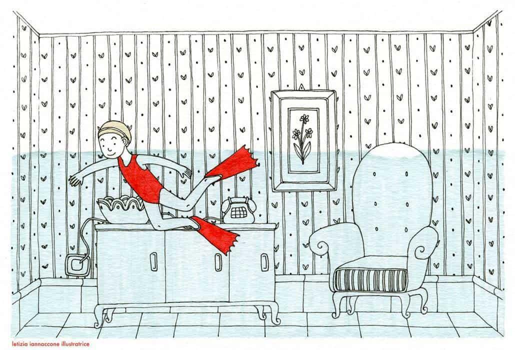 Letizia Iannaccone illustratrice italiana illustrazione