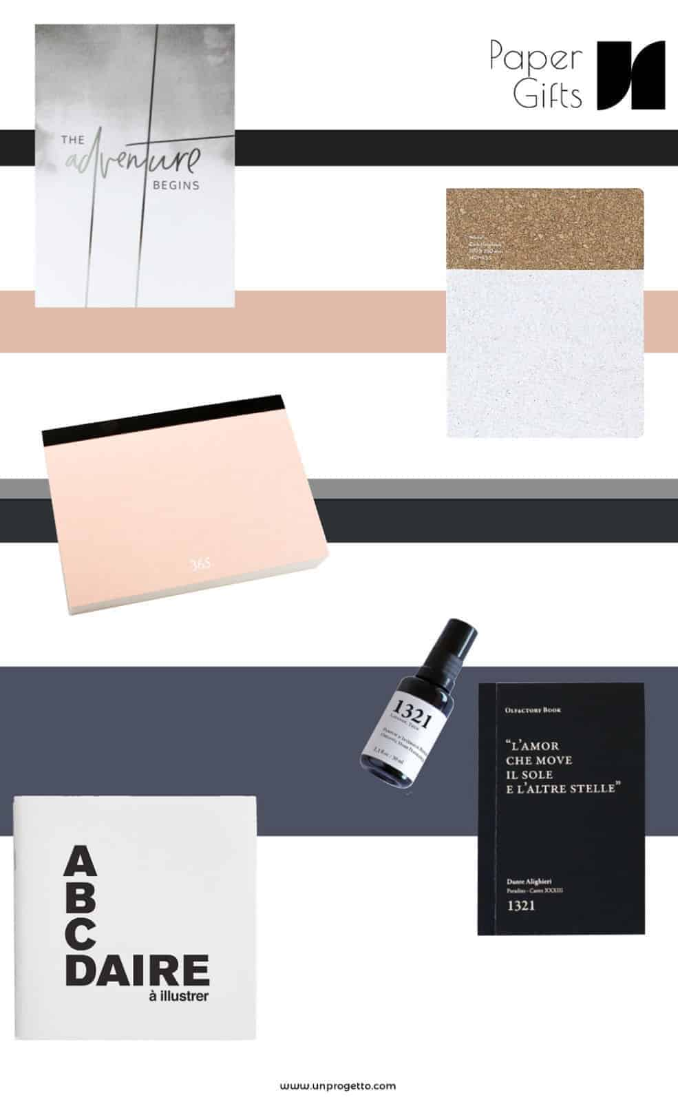 Stationery news and paper gift