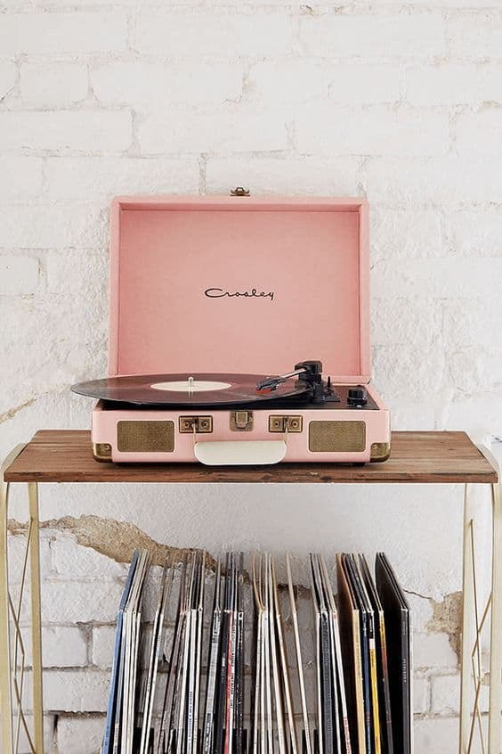 Arredare con il rosa pale dogwood moodboard