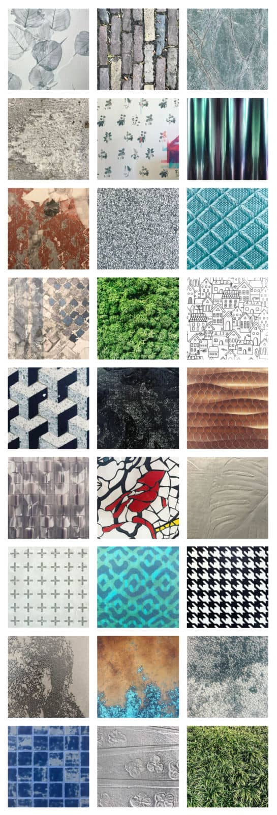 Fuorisalone 2017 in textures allyoucantexture