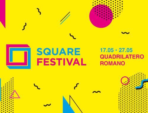 SQUARE FESTIVAL TORINO | L'ARTE AL QUADRILATERO