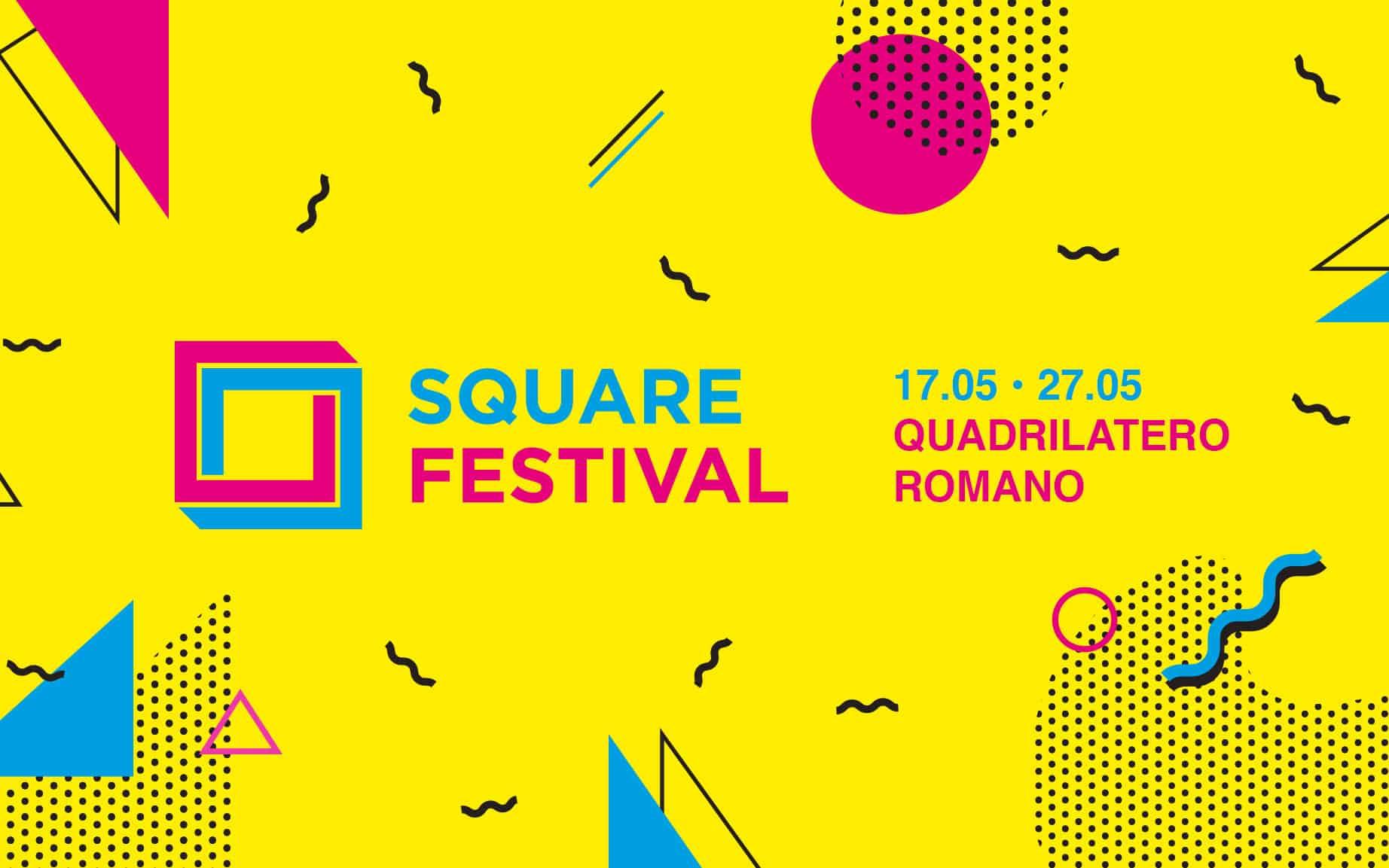 square festival torino