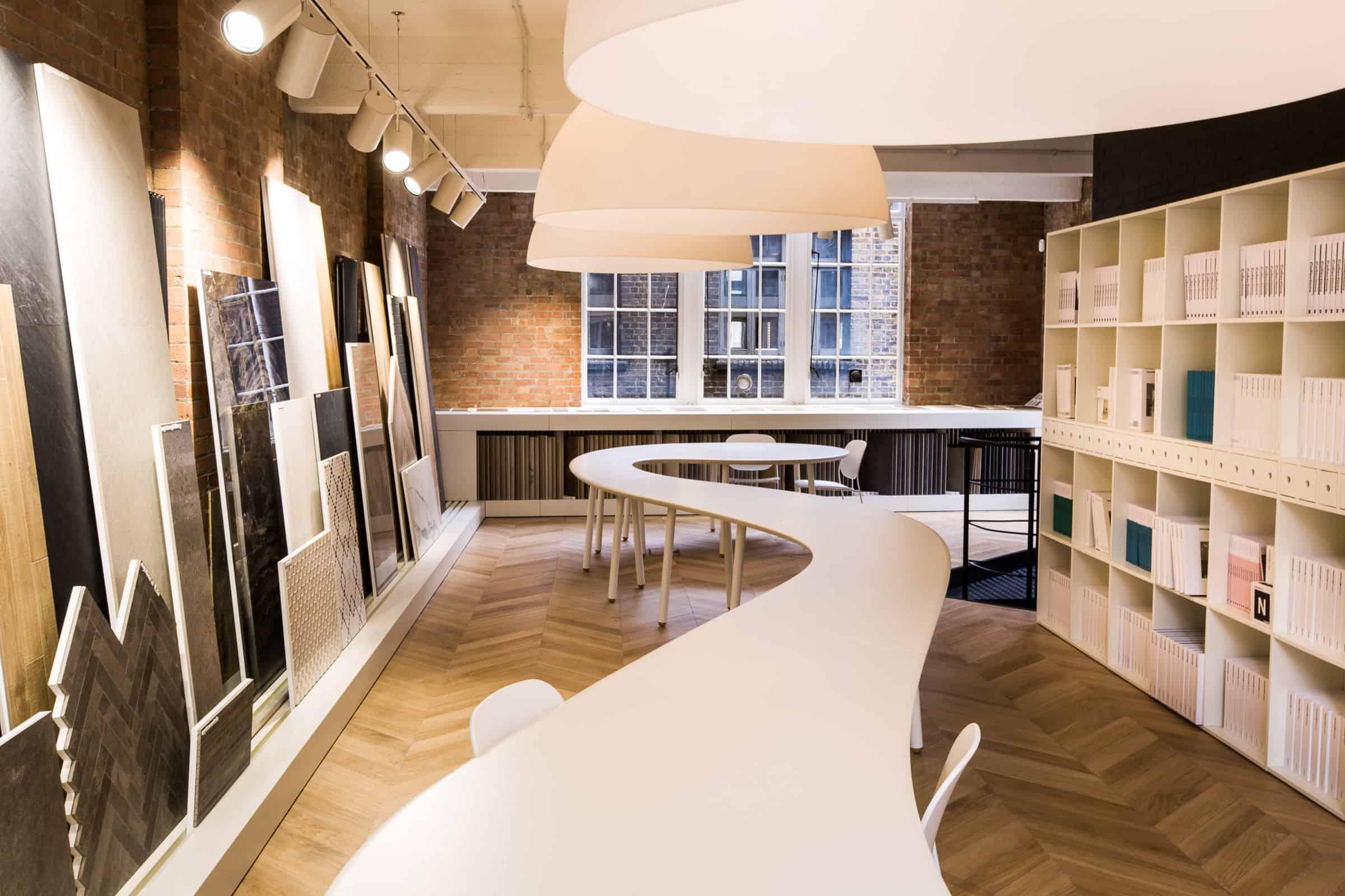 Marazzi London showroom