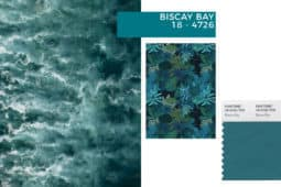 TEAL INTERIORS   BISCAY BAY