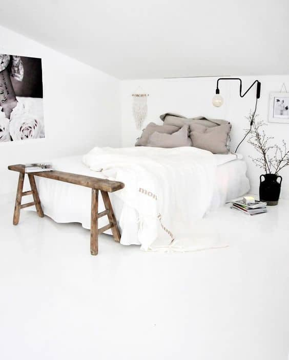 TOTAL WHITE BEDROOM | RANDOM INSPIRATIONS | unprogetto ...