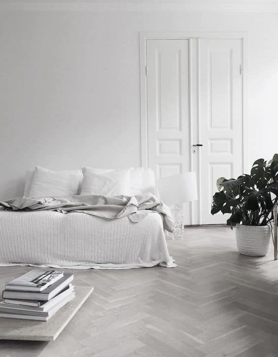Interior Design Camera Da Letto.Total White Bedroom Random Inspirations Unprogetto
