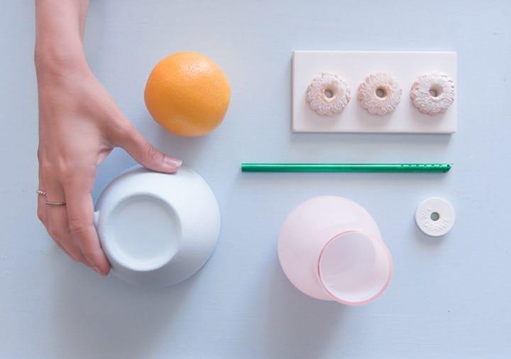 Mr. Orange idea regalo di design