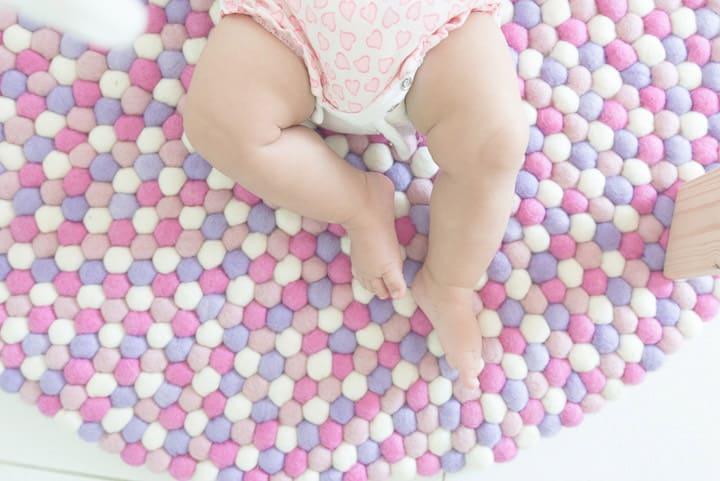 tappeti moderni di design per bambini