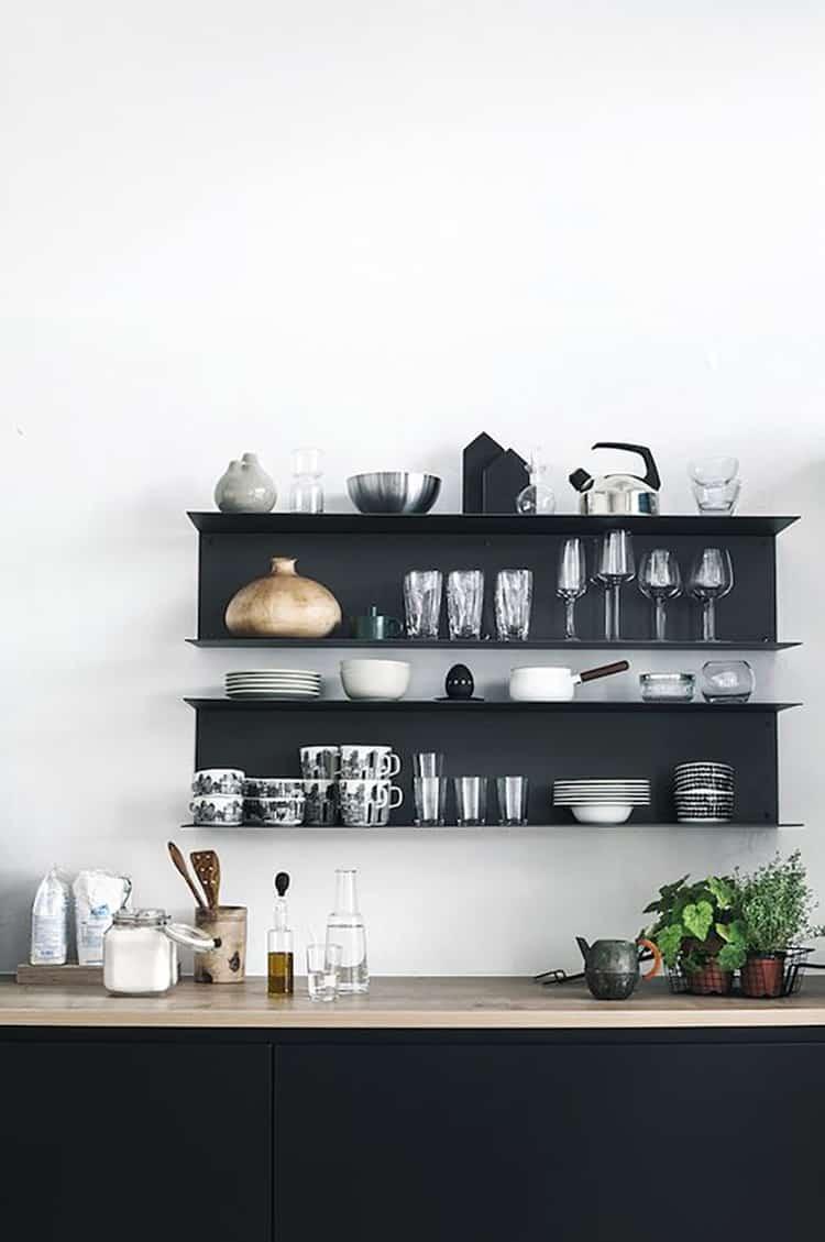 Cucina tutto a vista consigli pratici unprogetto progettazione e arredamento di interni - Tutto cucine carre ...