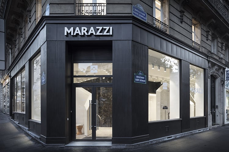 Marazzi Paris Showroom