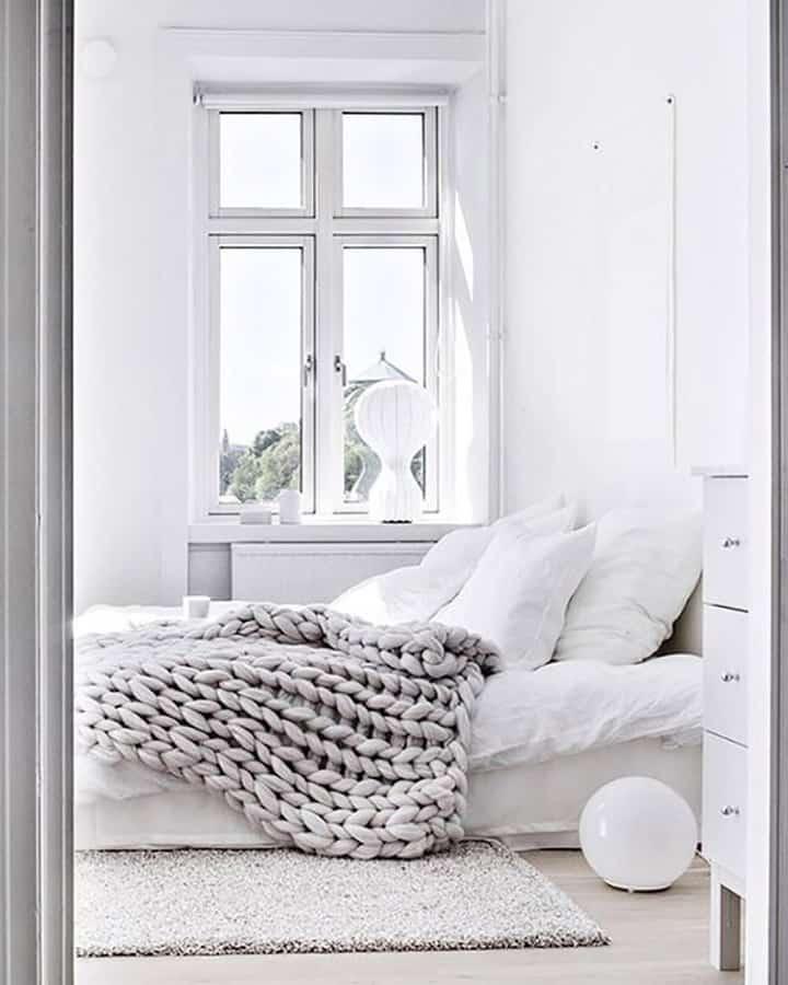 Arredare con il bianco il bianco non solo total white for Interni appartamenti parigini