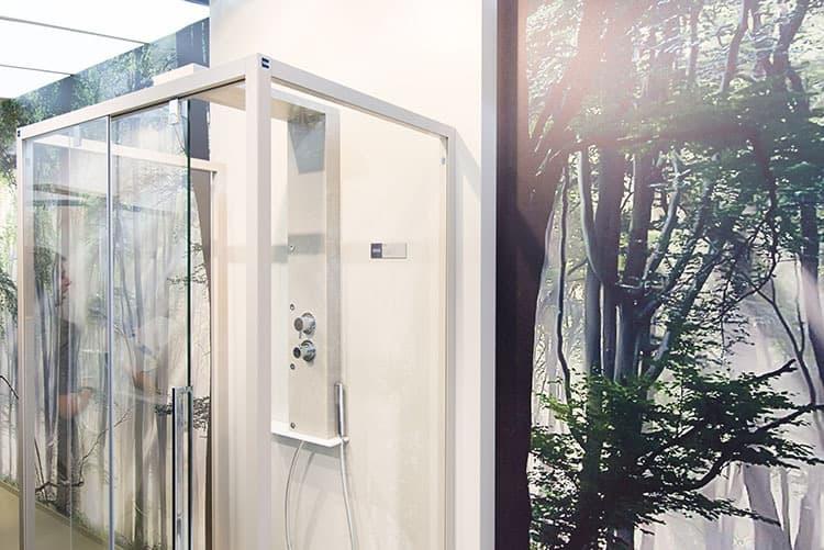 Cabine Doccia Samo : Cabine doccia per architetti acrux unprogetto