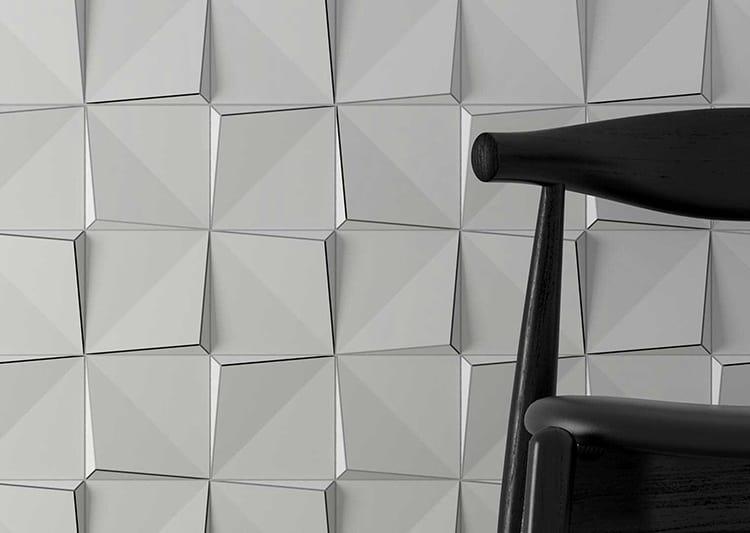 WOW Ceramica Piastrelle effetto geometrico trend 2018 cersaie 2017
