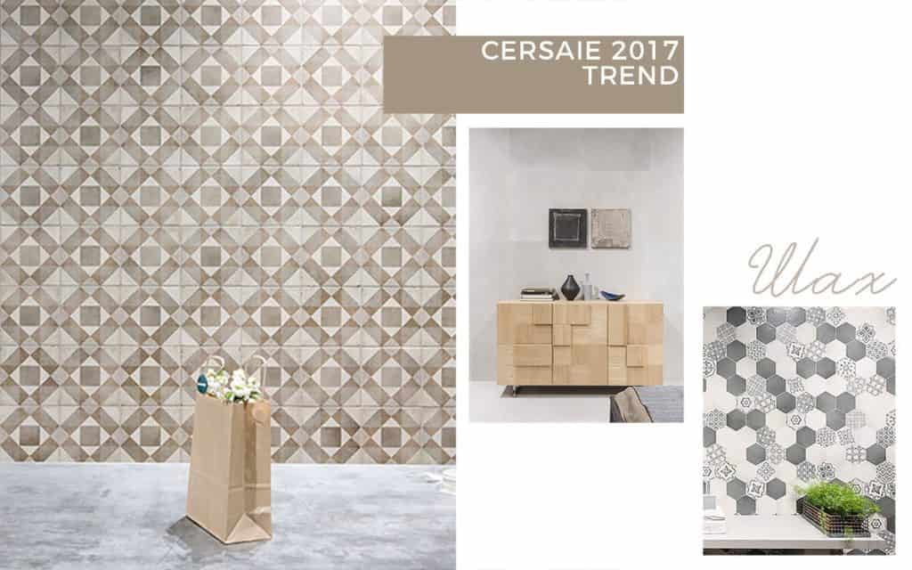 Trend Cersaie 2017 interior ceramica