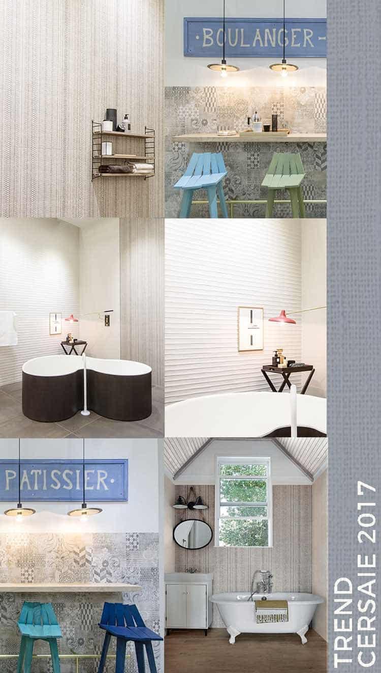 tessuto Trend Cersaie 2017 interior ceramica