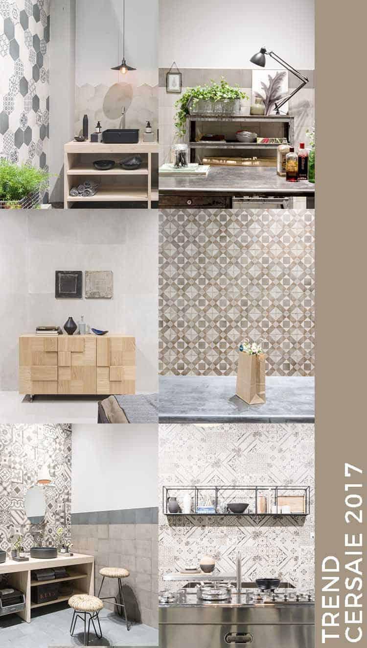 wax cera polvere Trend Cersaie 2017 interior ceramica