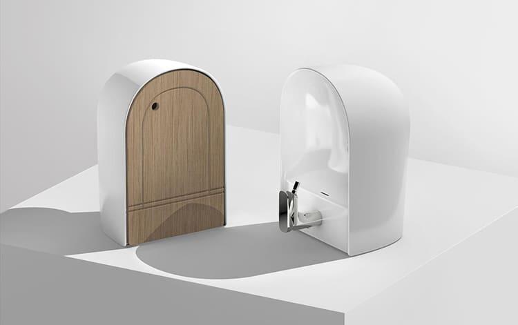 ADI Bathroom Design Award Cersaie 2017 Meneghello Paolelli Artceram
