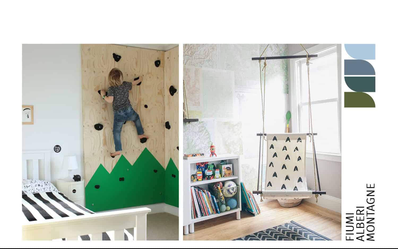 progettare la zona notte camera bambino camera gioco