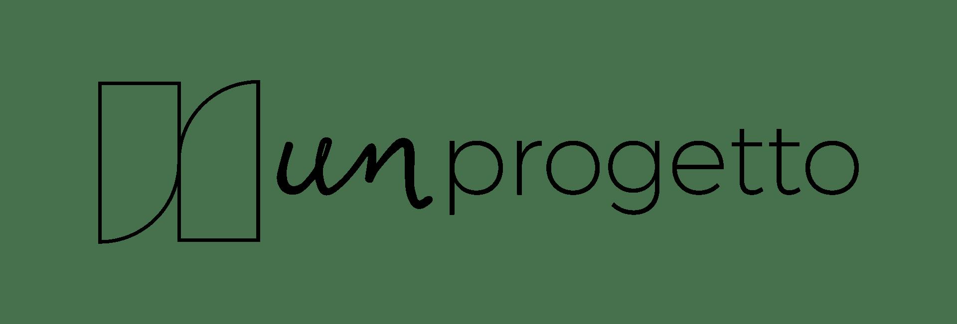unprogetto – progettazione e arredamento di interni Logo