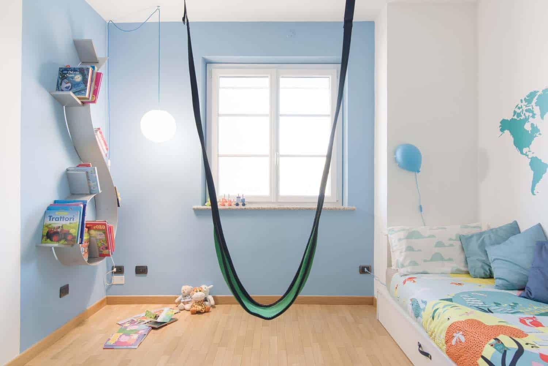 Idee Pareti Cameretta Neonato : Cameretta bambino uno spazio di gioco per lele unprogetto