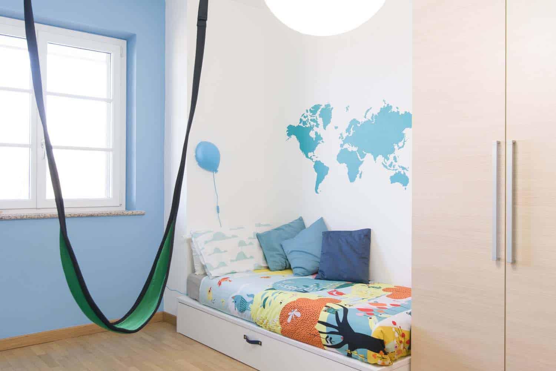 Idee Pareti Cameretta Neonato : Pareti cameretta bambino. top adesivi da parete ikea con stickers