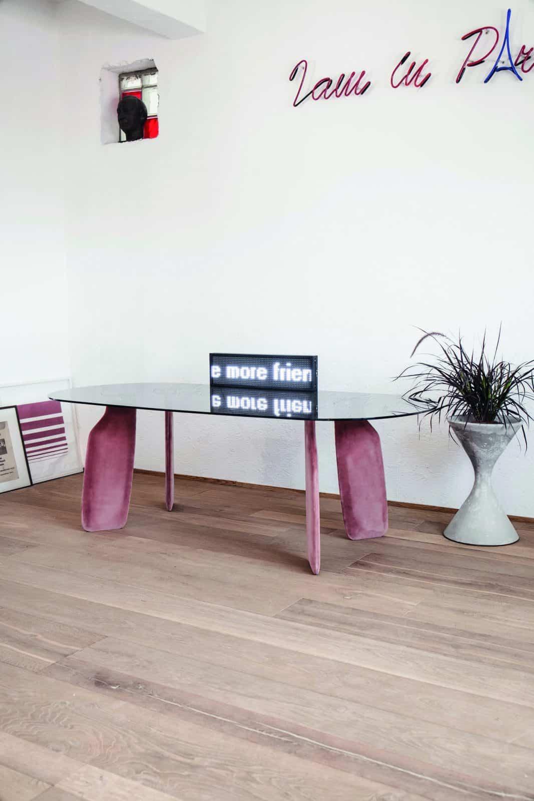immcologne my best of velvet table
