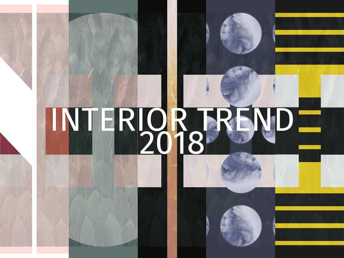 interior trend 2018