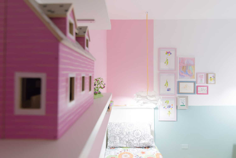 Idee Pittura Cameretta Bambina cameretta bambina | musica e colore per viola | unprogetto