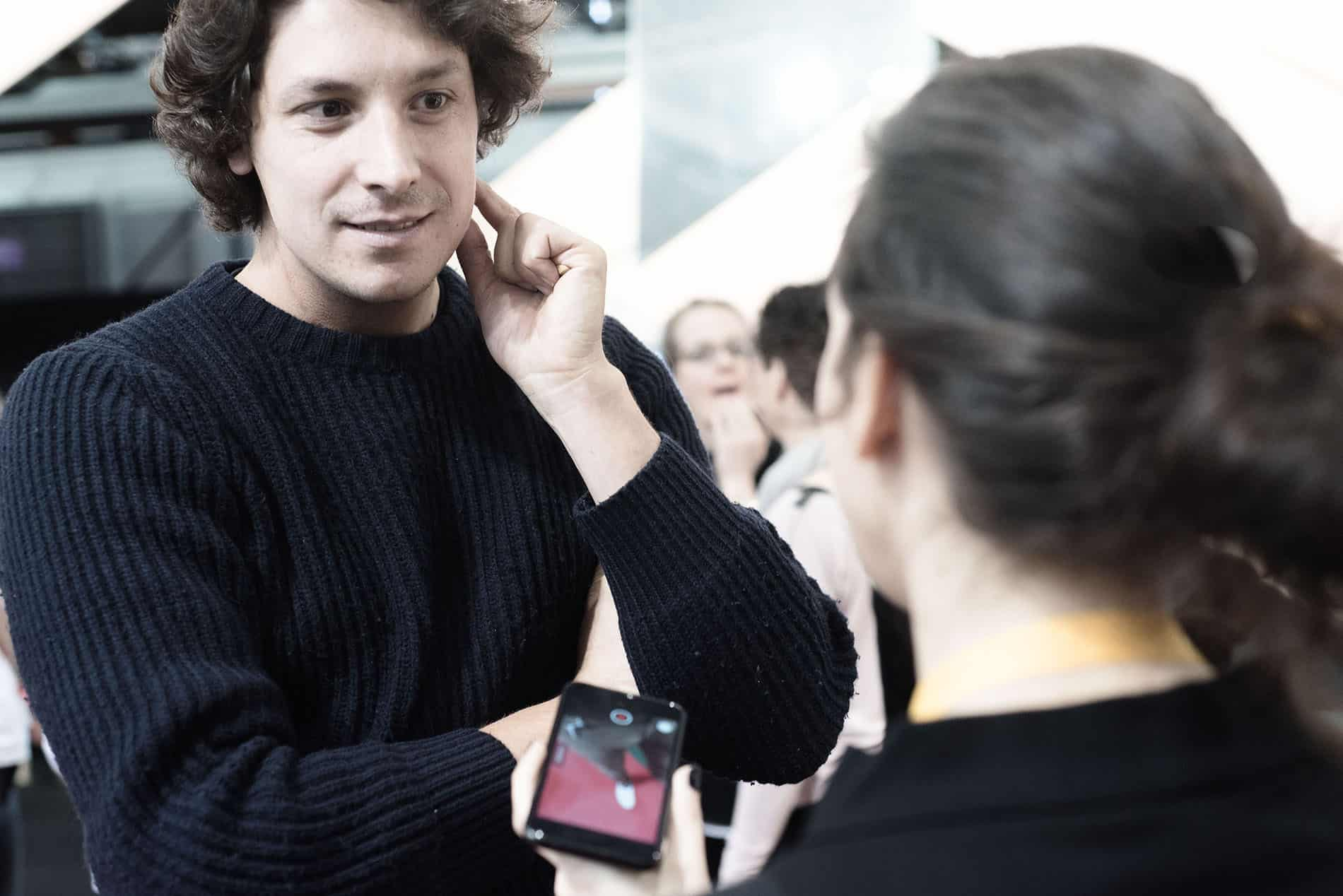 Intervista a Marco Lavit Nicora Rising Talent Award