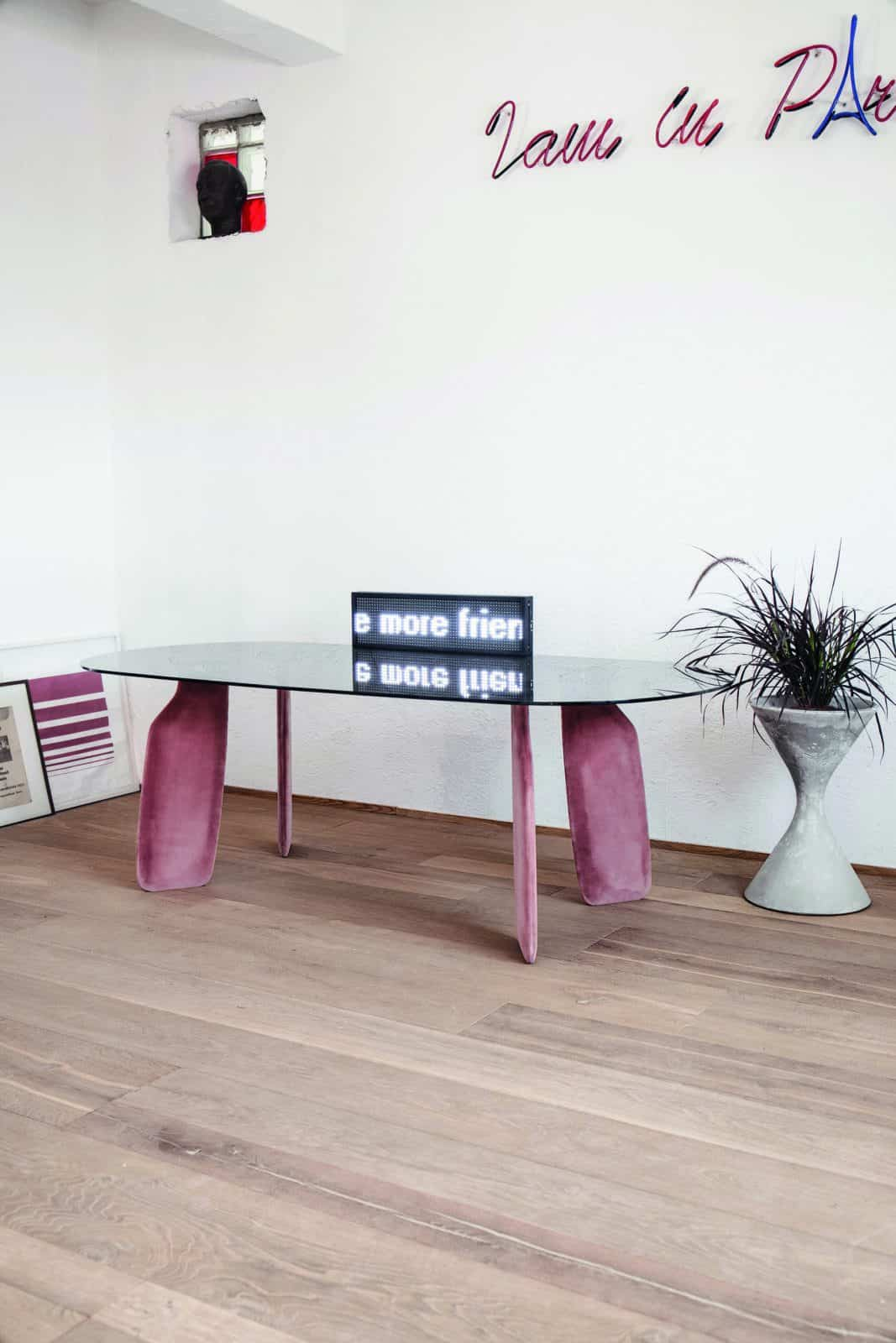 shim pink interior trend 2018 news from imm cologne