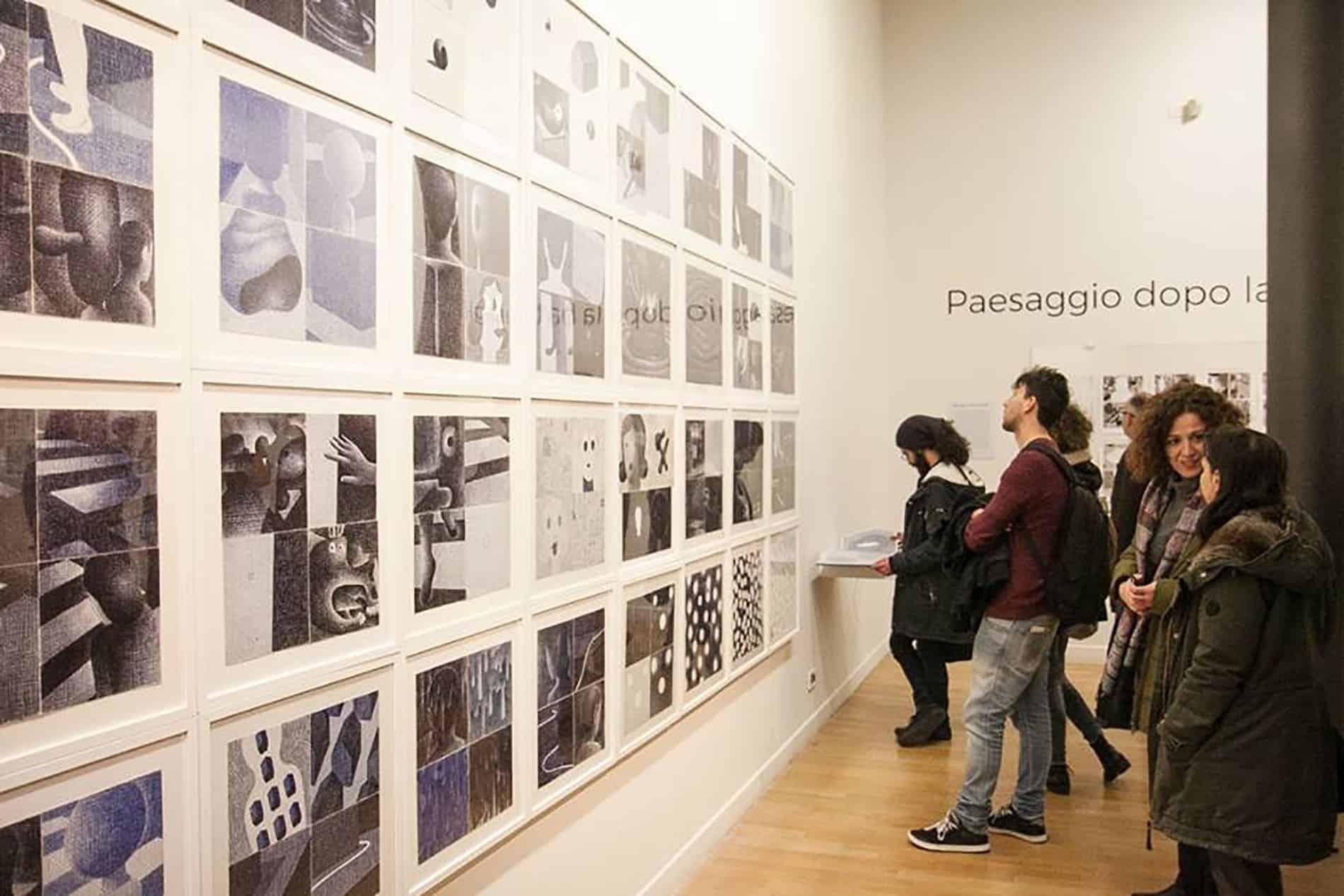 Bilbolbul festival d'illustrazione e fumetto Bologna