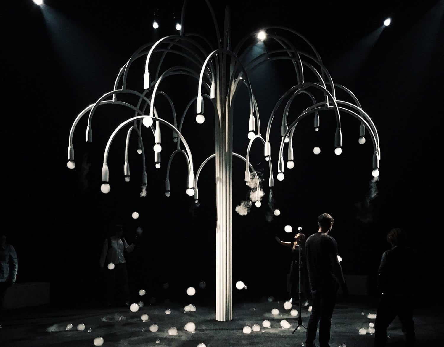 installazione cos milan design week 2017