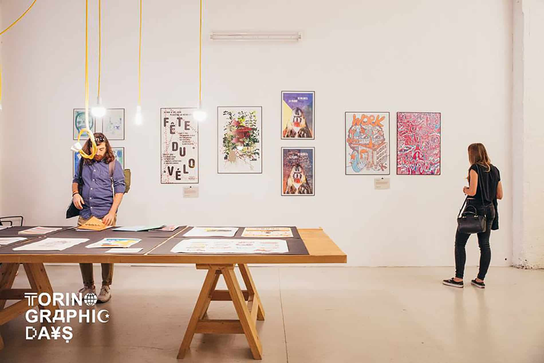 graphic days festival di grafica Torino