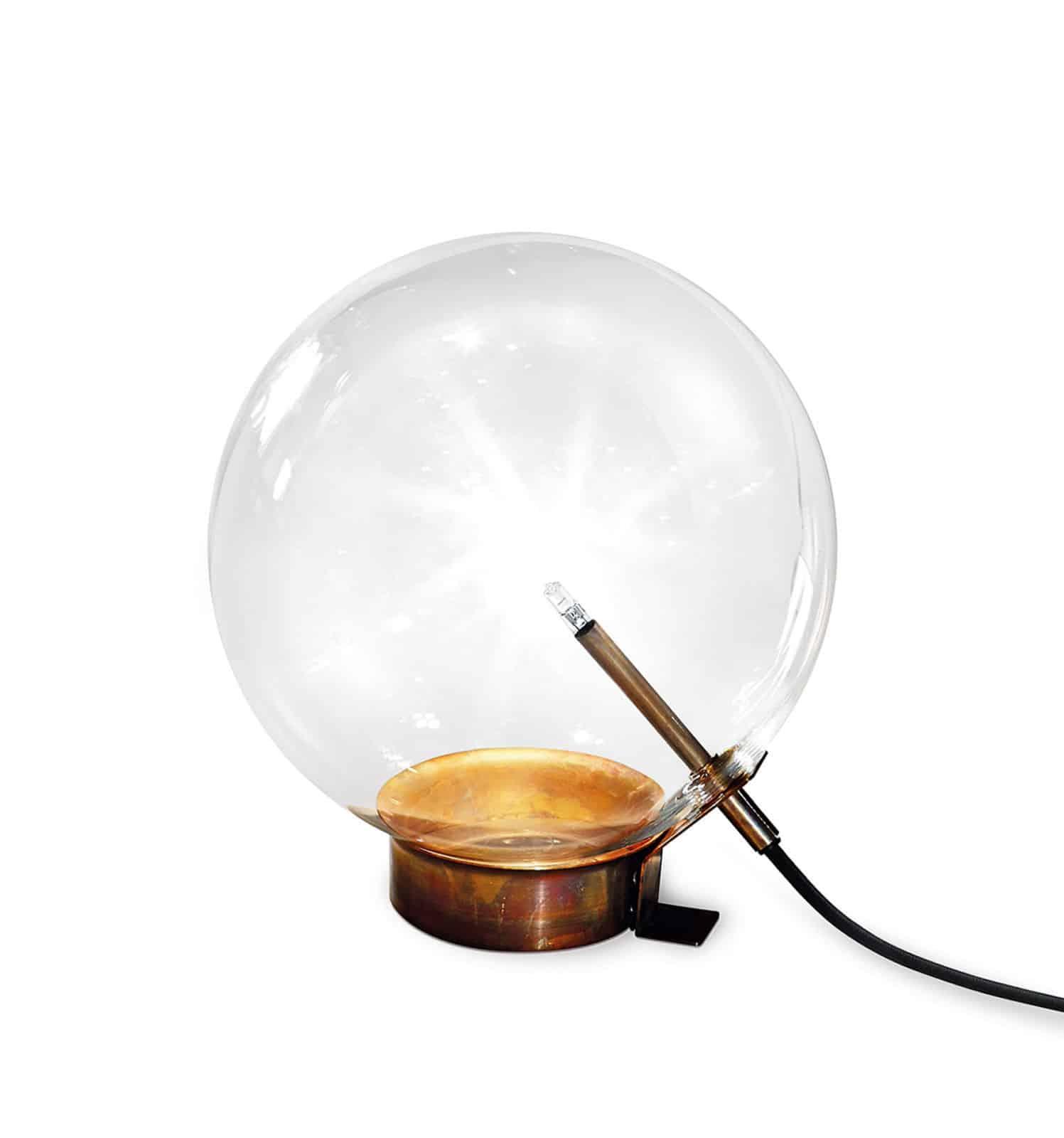 oro trend 2018 lampada oro antico gallotti e radice
