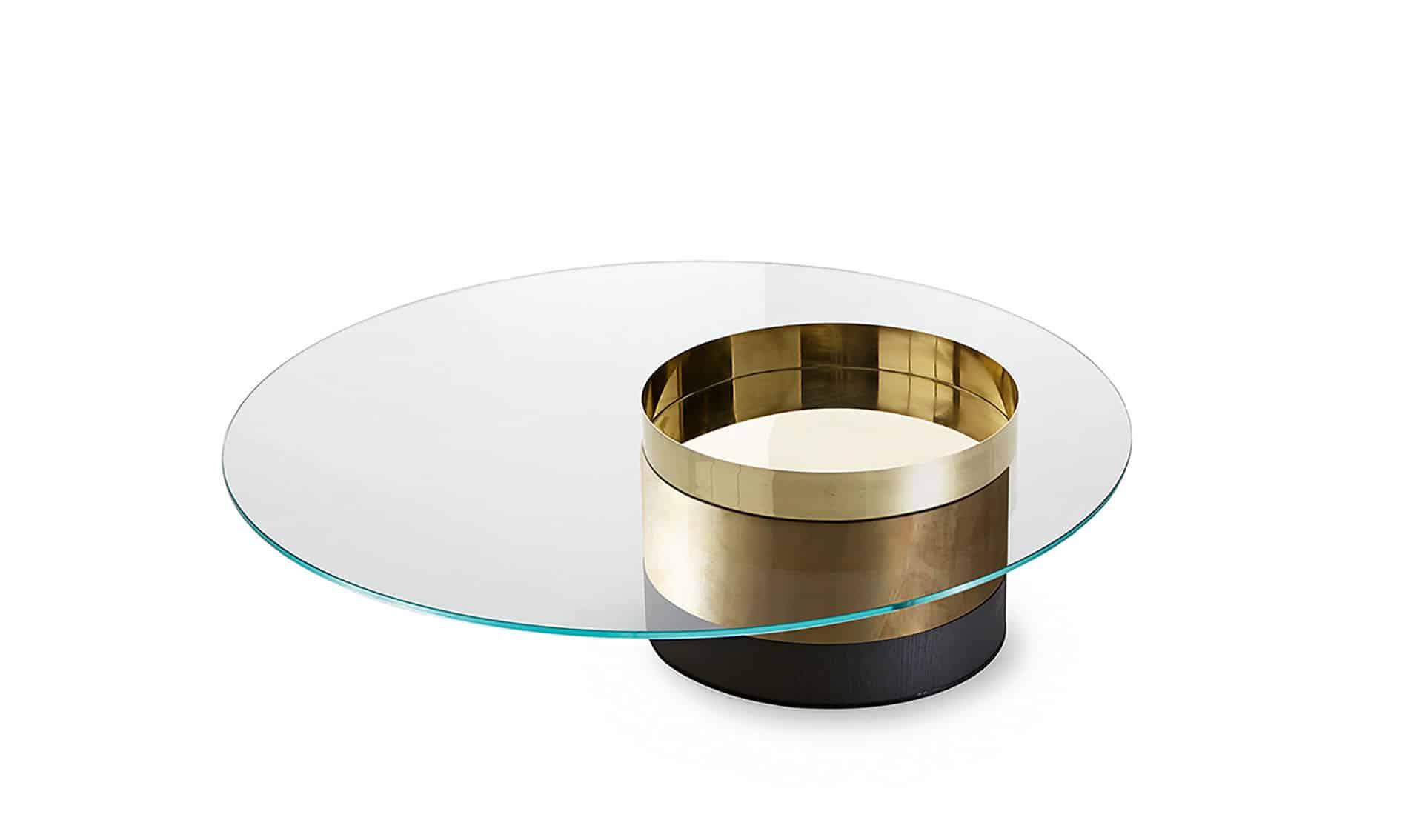 oro trend 2018 tavolo da caffè oro antico gallotti e radice