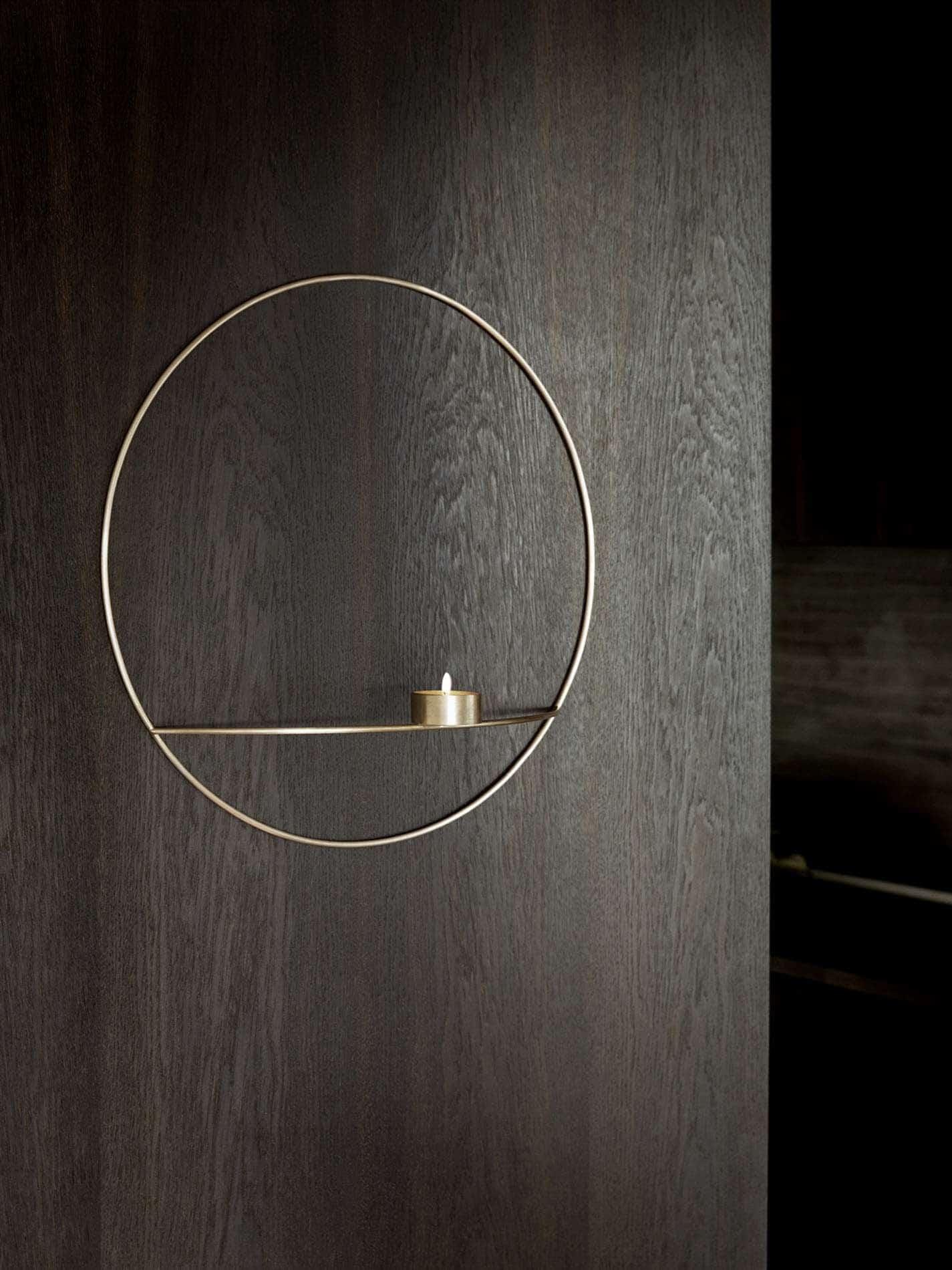 oro trend 2018 minimal chandelier parete oro menu