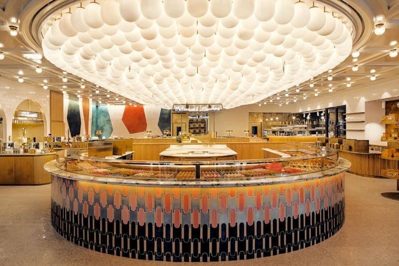 negozio di fragranze di design parigi pasticceria