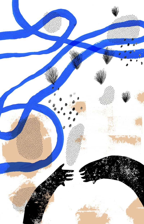 Laura Savina mostra d'illlustrazione Torino
